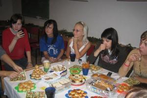 Androméda csoportkarácsony