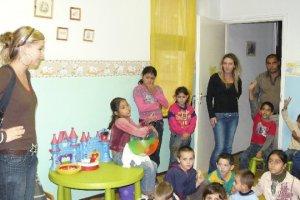 Gyermeklátogatás