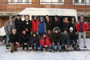 A Petõfi csoport kirándulása a Mátrában
