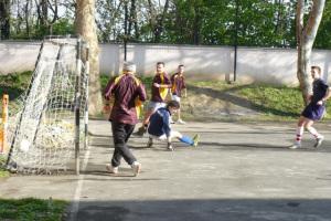Sportnap (Tanár - diák foci)