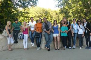 Török diákok Budapesten
