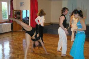 Táncosok estje 2.