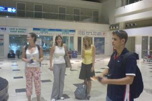 Török diákcsere - Antalya